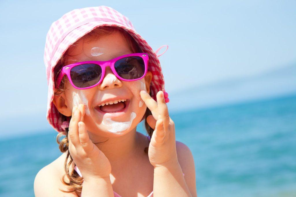 Children & Sunglasses