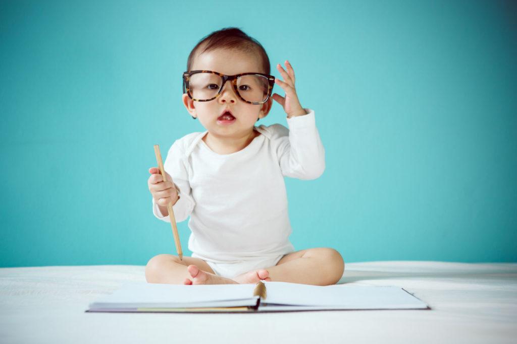 Infant vision eye care